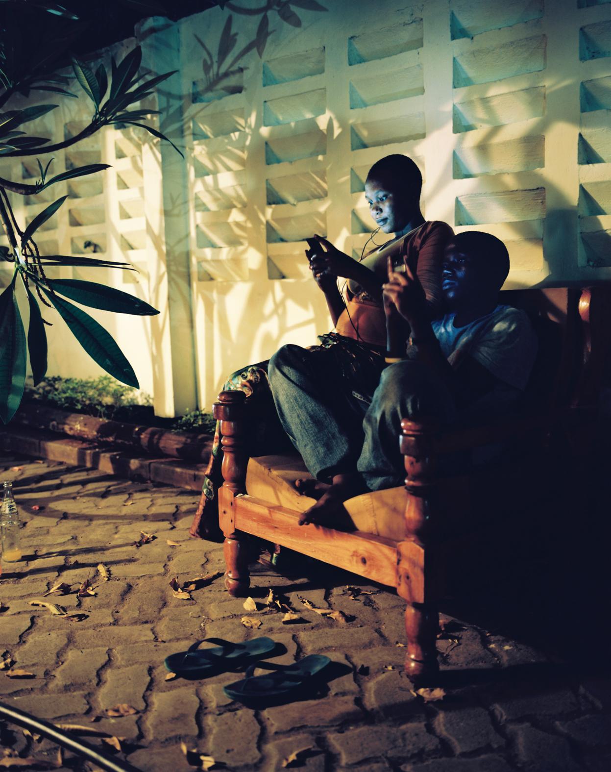 Abuu and Hajira